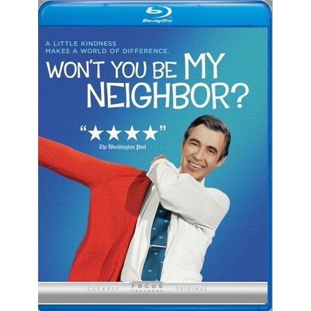 Won T You Be My Neighbor Blu Ray Walmart Com Walmart Com