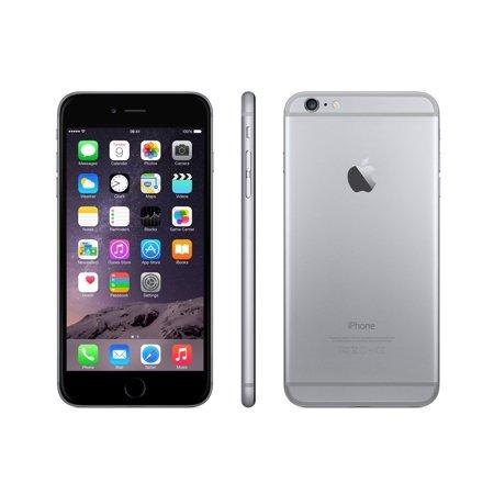 iPhone 6 Plus 128GB Gray (AT) Refurbished Grade B