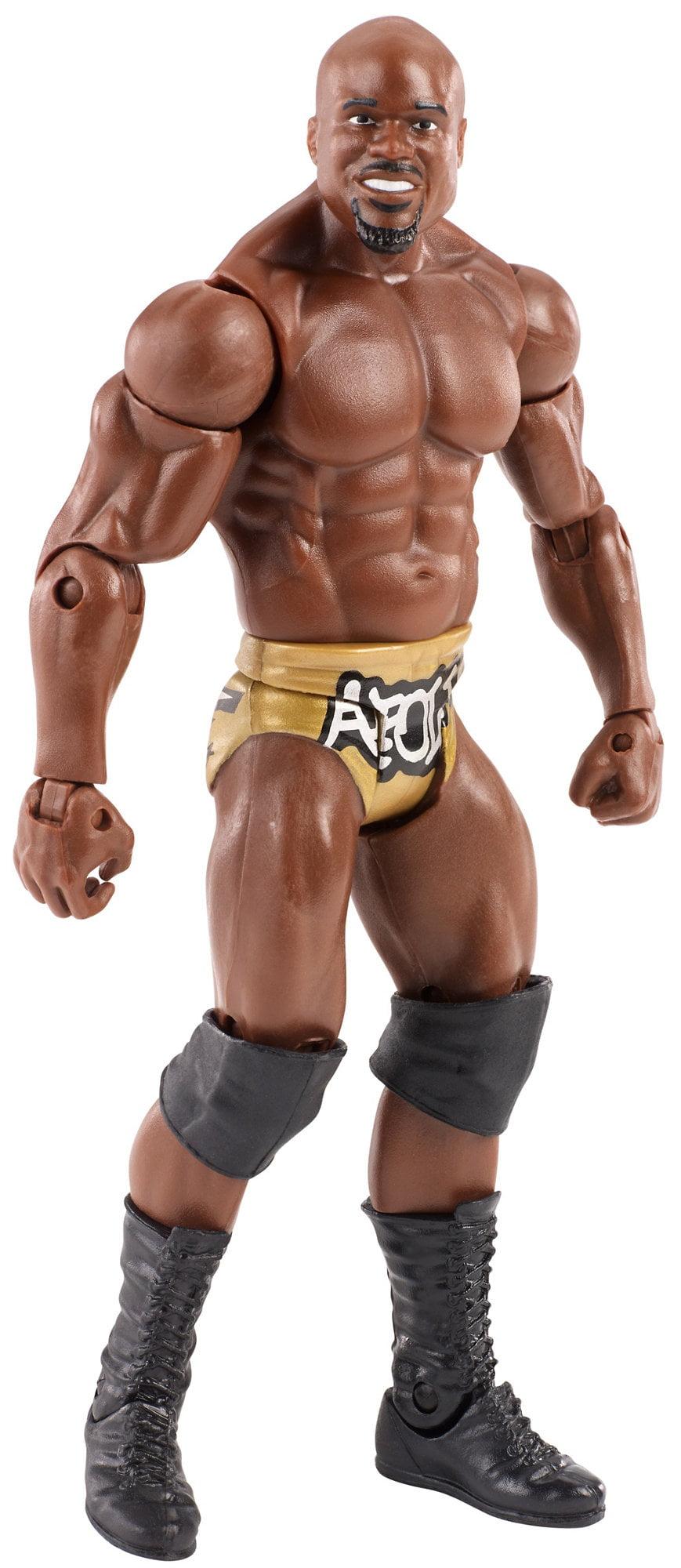 WWE Basic Apollo Crews Figure by Mattel