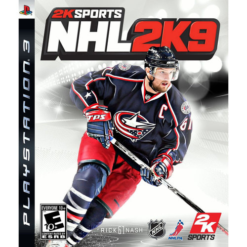 NHL 2K9 - Playstation 3