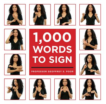 1,000 Words to Sign (Paperback)