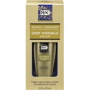RoC Retinol Correxion Deep Wrinkle Serum 1 oz (Pack of 2)