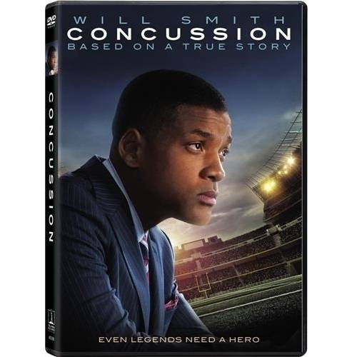 Concussion (DVD   Digital Copy) (With INSTAWATCH)