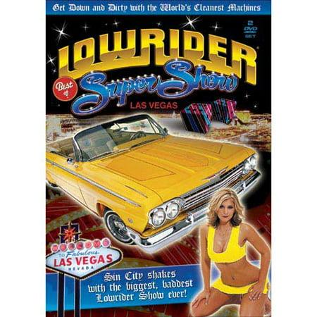 Lowrider Best of Las Vegas Super Show (DVD) (Best Las Vegas Prostitutes)