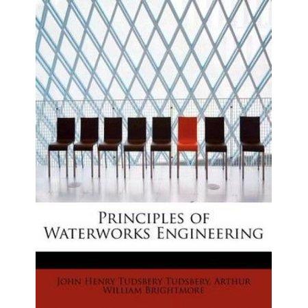 Principles Of Waterworks Engineering