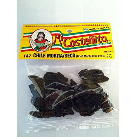 Dried Chile Morita Chili Pods (Chipotle)