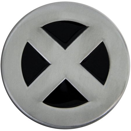 X Men Pewter Metal Belt Buckle