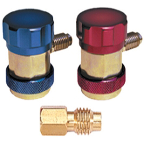 Mountain MTN8200 R12 - R134a Conversion Manual Style Coupler Set