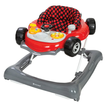 a19f2465a Baby Trend 5.0 Activity Car Walker-Speedster - Walmart.com