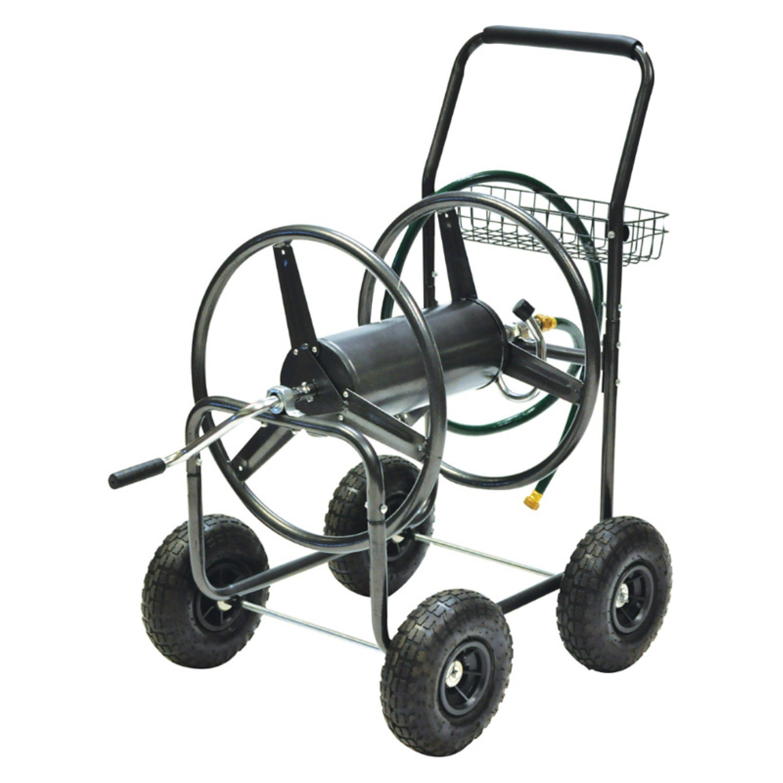Precision Products 350 ft. Hose Reel Cart by PRECISION PRODUCTS INC