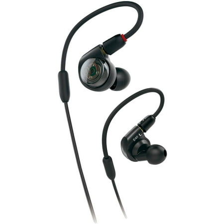 - Audio-Technica ATH-E40 Professional In-Ear Monitor Headphones
