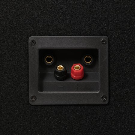 8 Inch 3-Way Carpeted Speakers - Pair - image 3 of 6