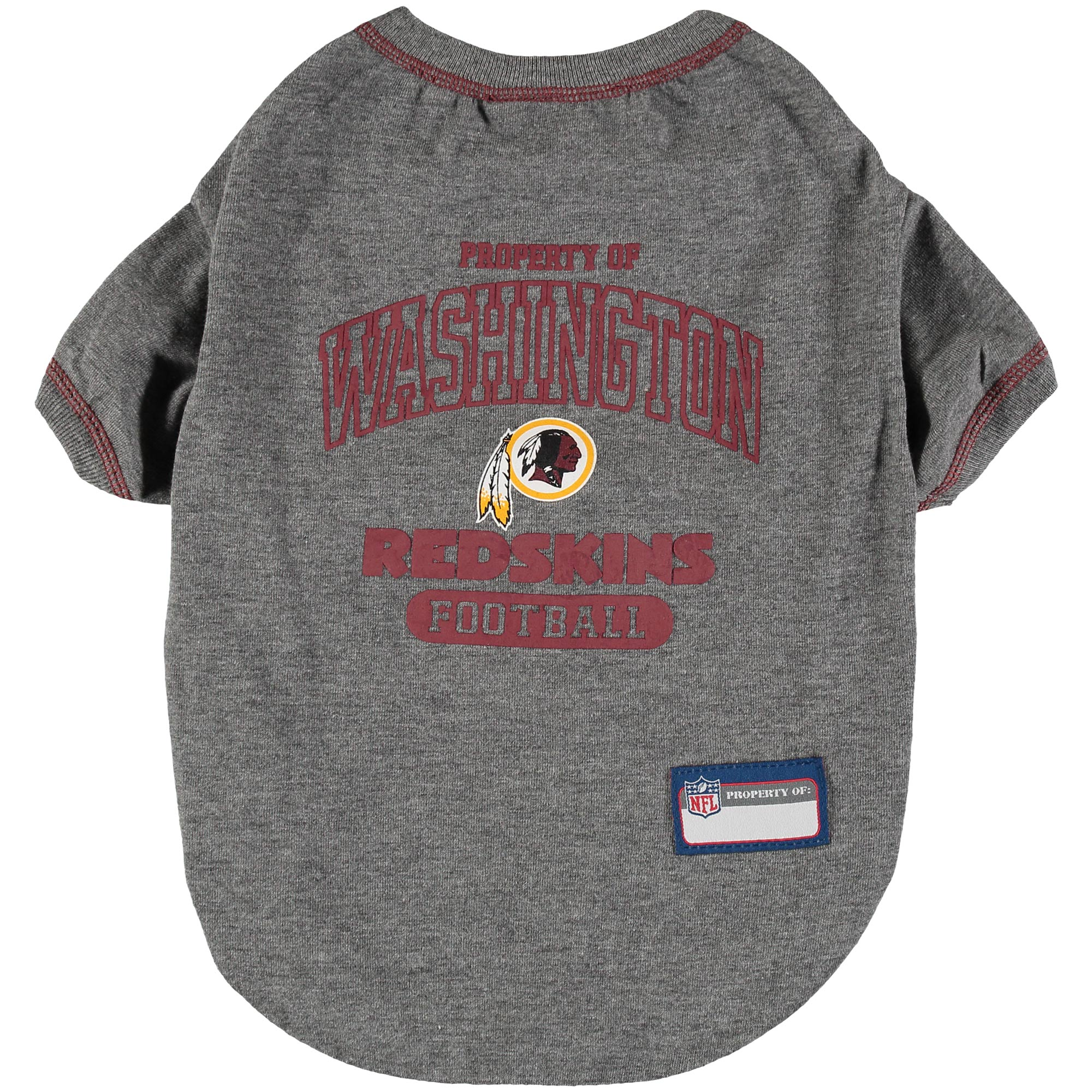 Washington Redskins Pet T-Shirt