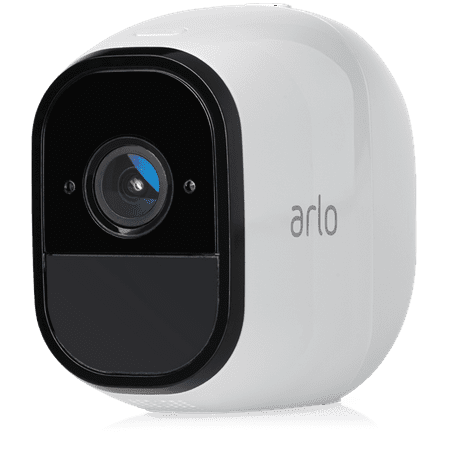 Arlo Pro 720P HD Security Camera System VMS4230 with FREE Outdoor Mount  VMA1000 - 2 Wire-Free Rechargeable Battery Cameras with Two-Way Audio,
