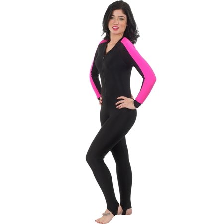 Phantom Aquatics Snorkeling Swim Lycra Skin Full Suit Wetsuit