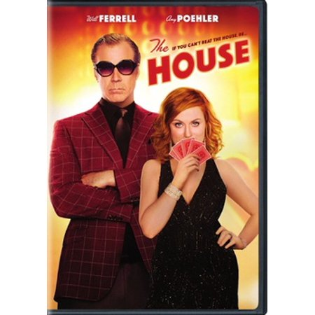 The House (DVD) (Will Ferrell Cheerleader)