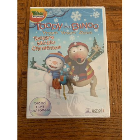 Toopy And Binoo Dvd - Toopy Binoo Halloween