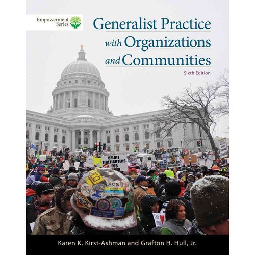 Generalist Practice With Organizations and Communities   Coursemate Printed Access Card