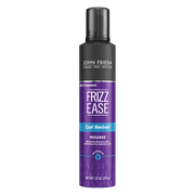 John Frieda Frizz Ease Curl Reviver Mousse, 7.2 Oz