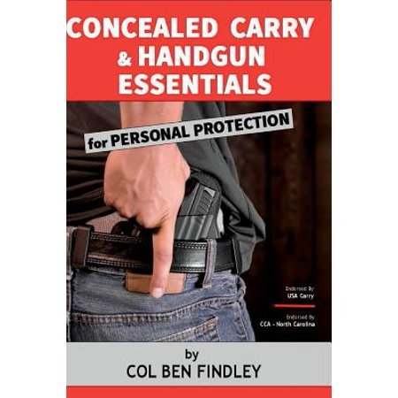 Concealed Carry & Handgun Essentials for Personal