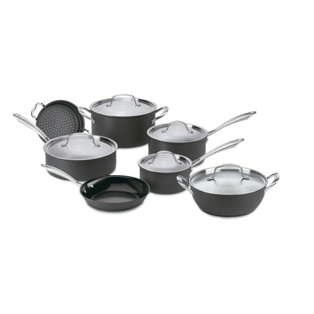 Cuisinart Greengourmet Hard Anodized 12 Piece Cookware Set