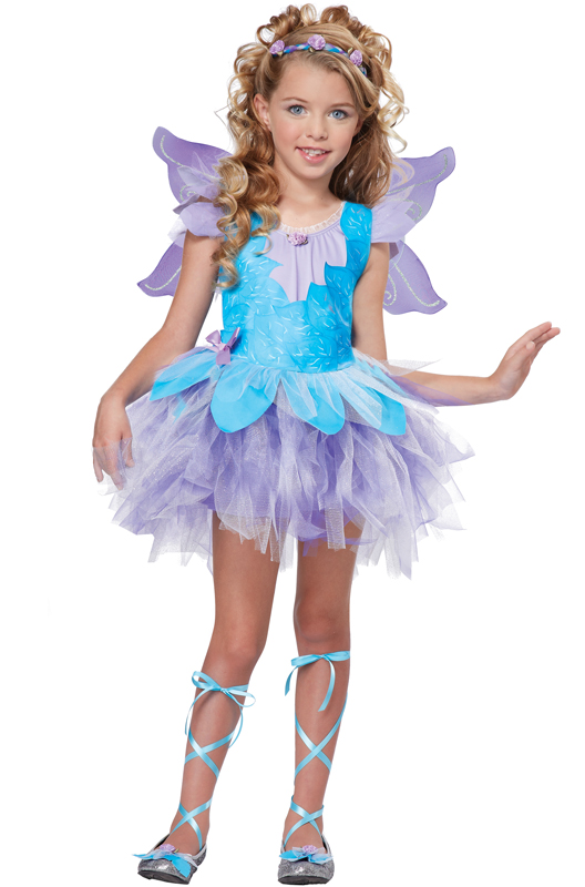 Lilac Fairy Child Costume by California Costumes