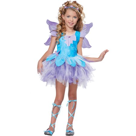 Lilac Fairy Child Costume