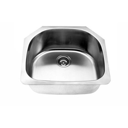 Your Sink Warehouse, LP Designer Collection Stainless Steel Single ...