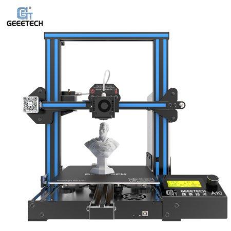 Geeetech 3D Printer Aluminum DIY Kit I3 High Precision CNC Self-assembled Desktop...