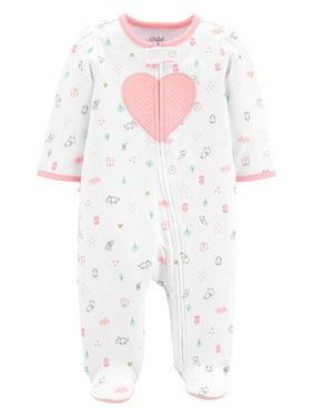 e3433b83cea5 Baby Pajamas - Walmart.com