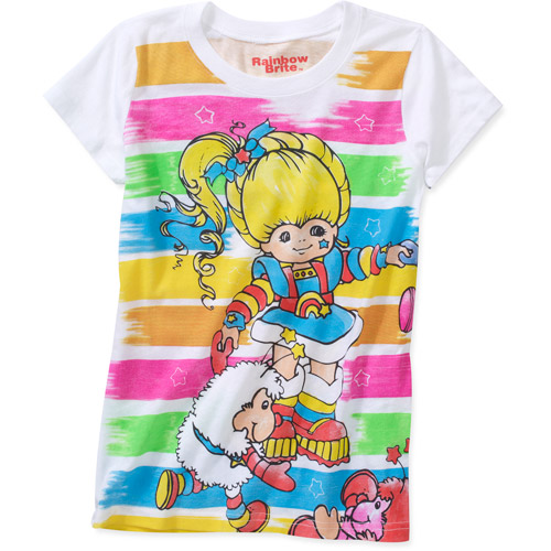 Girls' Rainbow Brite Graphic Tee