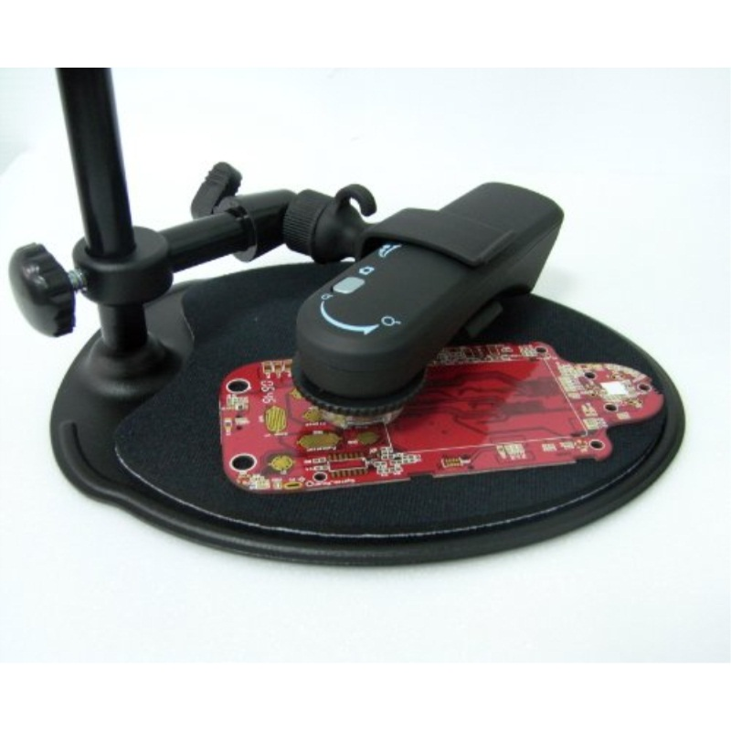 ViTiny UM02 USB Digital Microscope with Steel Stand and Measurement Function for PC and Android OTG Smart Phones