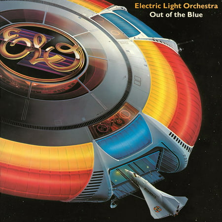 Elo ( Electric Light Orchestra ) - Out of the Blue -