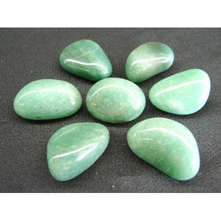 Green Jade Aventurine Stone - Bag of Aventurine Natural Stone