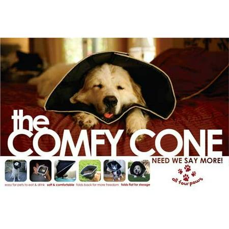 856437002199 UPC - Comfy Cone Soft E Collar Medium Long ...