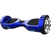 """Hover-1 Ultra UL Certified Electric Hoverboard w/ 6.5"""" Wheels and LED Lights - Blue"""