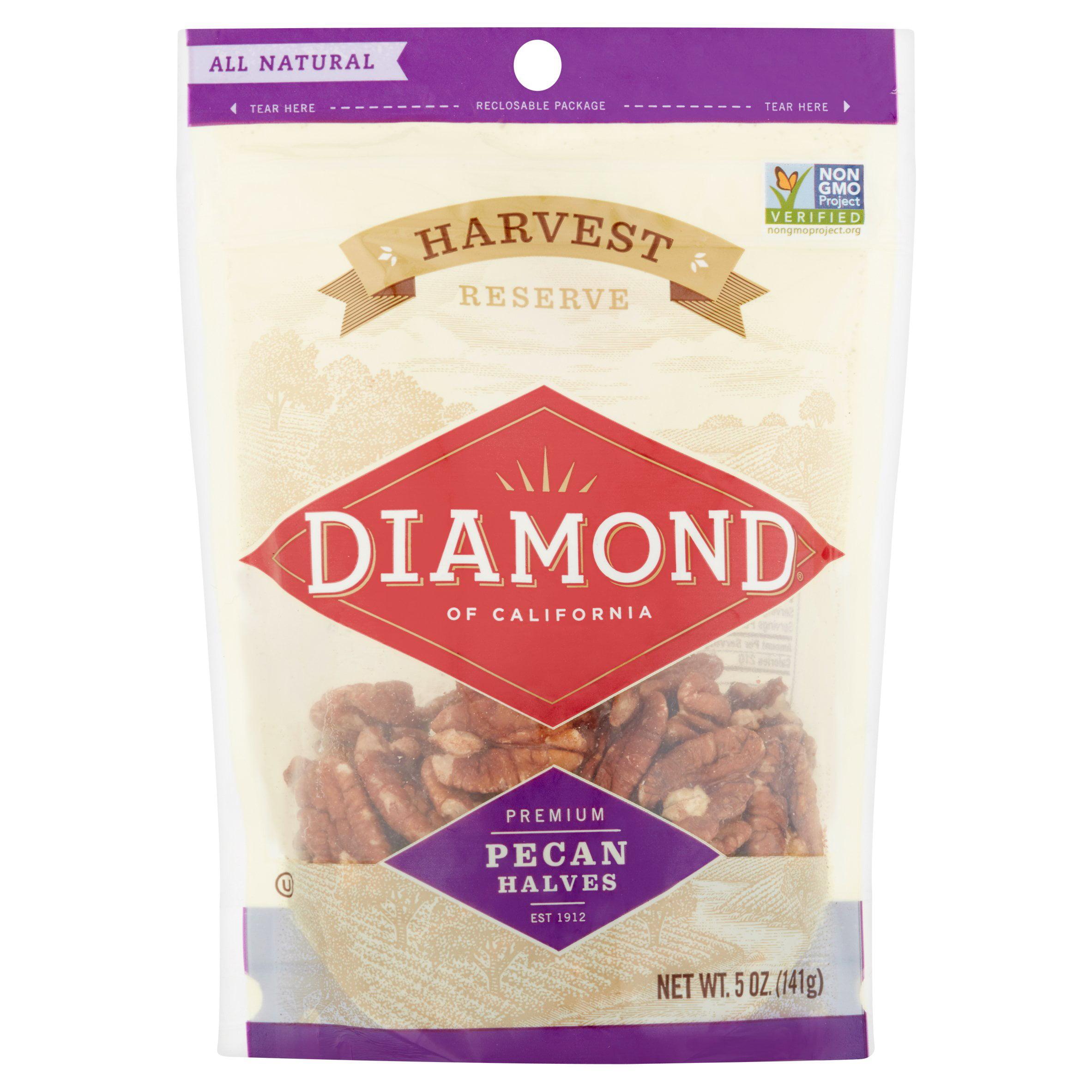 Diamond of California Harvest Reserve Premium Pecan Halves, 5.0 OZ by Diamond Foods, Inc.