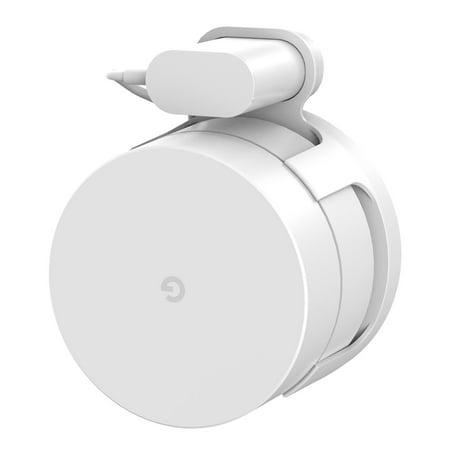 Google Wifi Wall Mount Bracket Holder, Simplest Bracket Stand for Google  Wifi Router and Beacons (No Messy Screws)