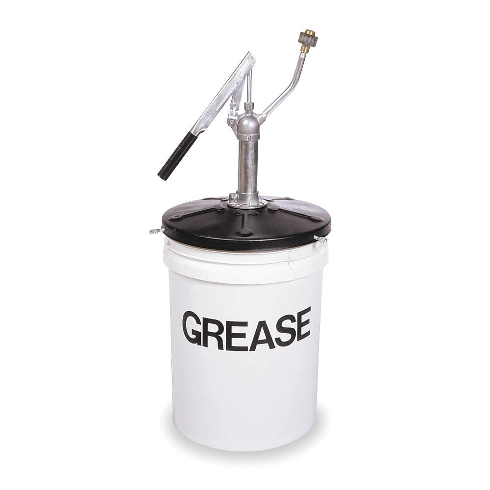 LEGACY Grease Gun Filler Pump, 35 lb./5 gal. L3065