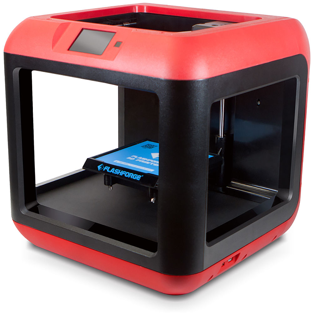 FlashForge Finder 3D Printer, Red