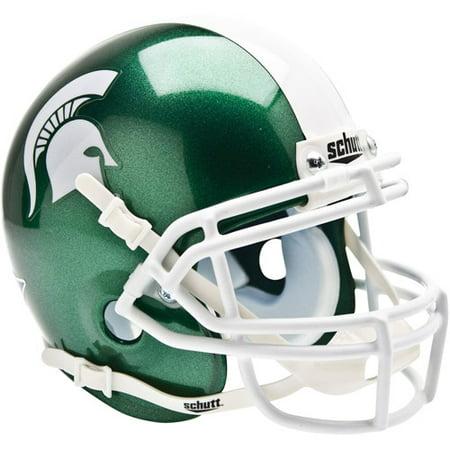 Shutt Sports Ncaa Mini Helmet  Michigan State Spartans