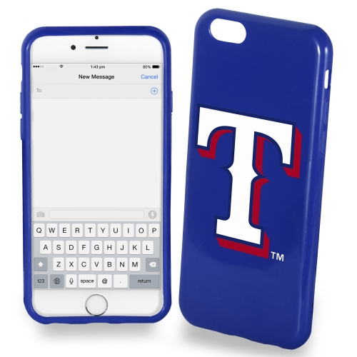 Texas Rangers iPhone 6 Solid Case - No Size