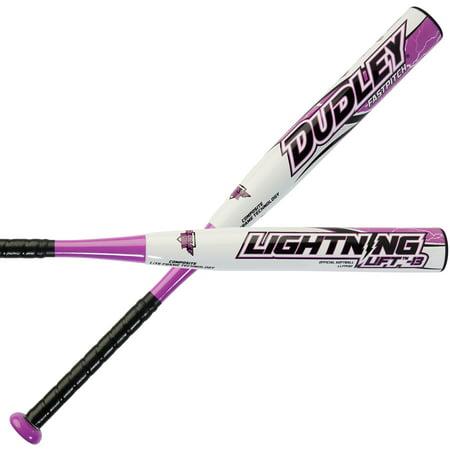 Dudley Lightning Lift Composite Fastpitch Softball Bat, 27