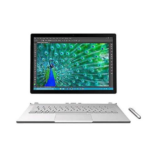 "Microsoft Surface Book 13.5"" Hybrid Notebook w/ Intel i7, 8GB RAM, & 256GB SSD"