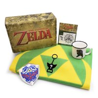 CultureFly Zelda Evergreen Collectible Box