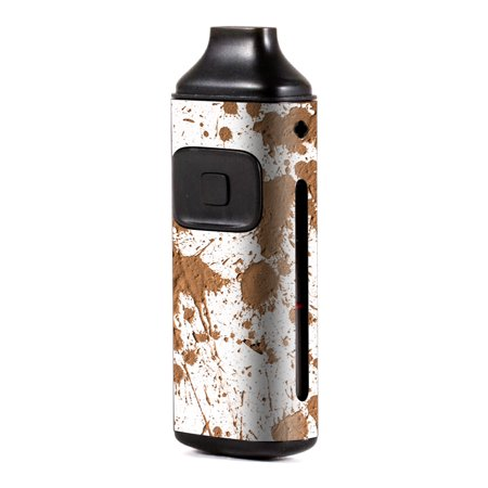 Skin Decal Vinyl Wrap for Aspire Breeze Kit Vape skins stickers cover / Mud Splatter dirty dirt