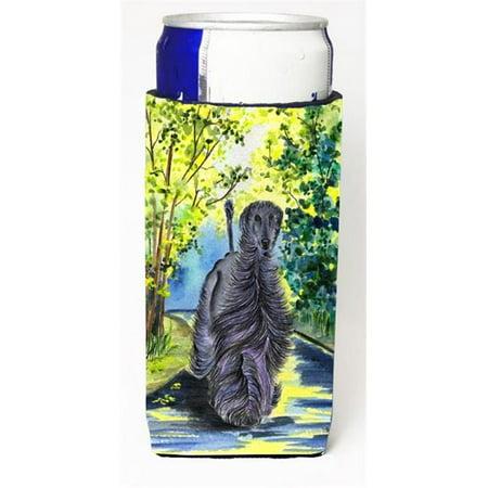 Carolines Treasures SS8181MUK Afghan Hound Michelob Ultra bottle sleeve for Slim Can - image 1 de 1