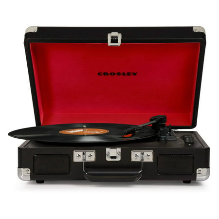 Crosley Cruiser Deluxe Stereo Turntable (multiple colors)