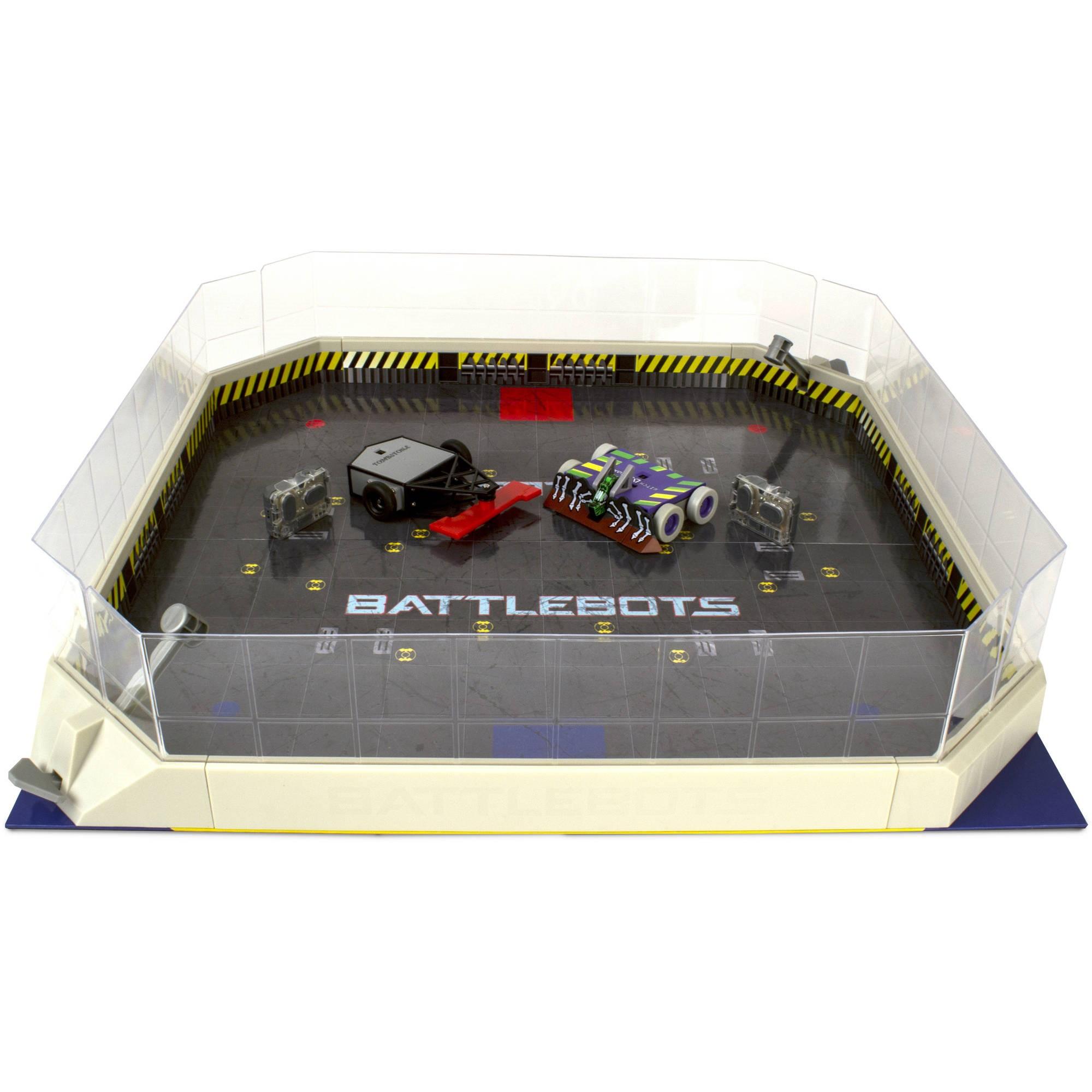 Hexbug Battlebots Arena Playset Infrared