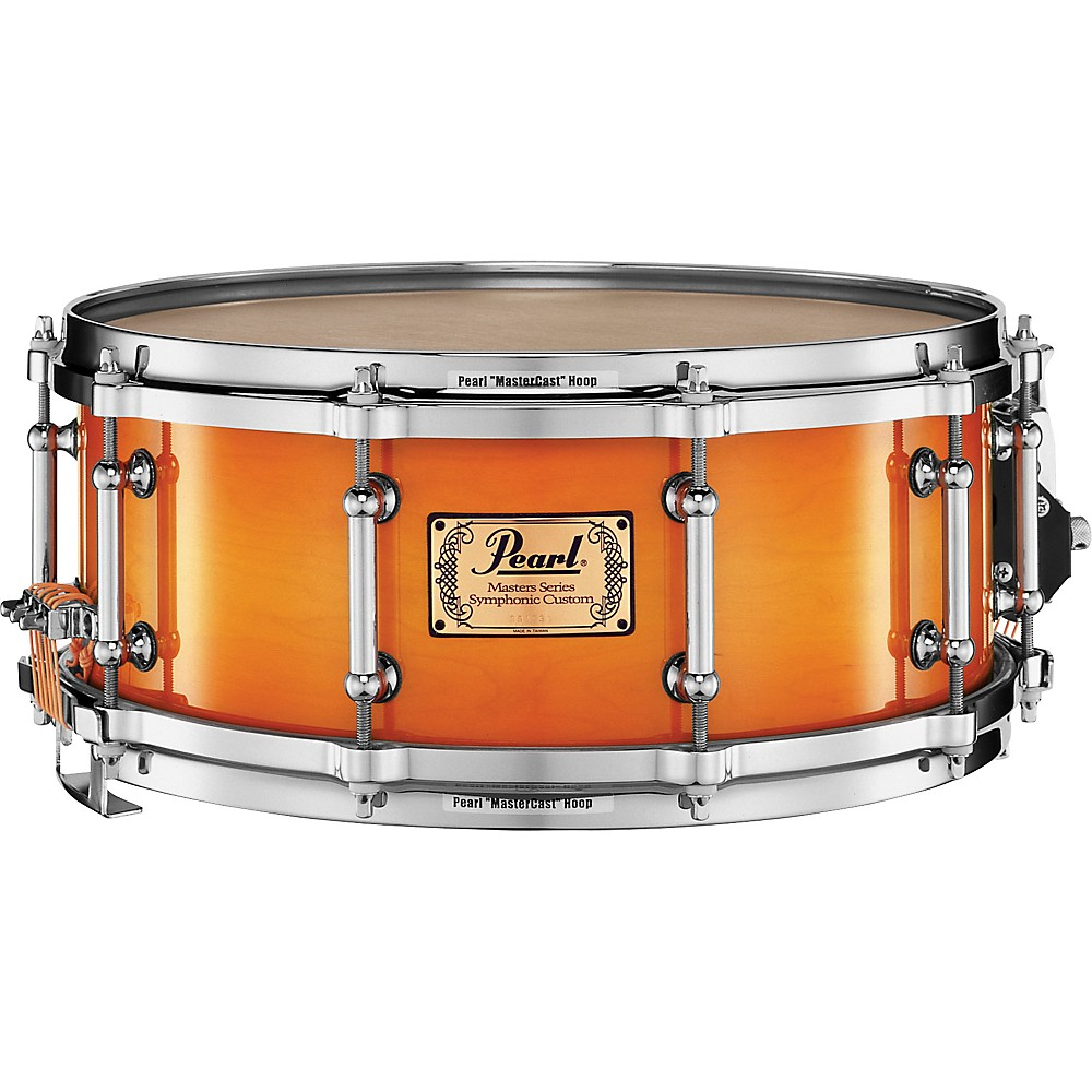 Pearl Symphonic Snare Drum  14 x 5.5 in.